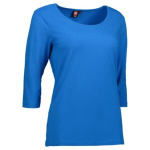 3/4-Ærmet Dame T-Shirt – ID 591