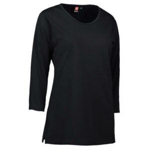 Arbejds T-Shirt – 3/4 – Kvinde model – ID 313