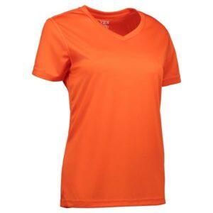 YES Active T-Shirt – Kvinde model – ID 2032