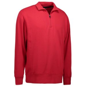 Sweatshirt med lynlås – ID 603