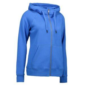 CORE full zip hoodie | dame – ID 639