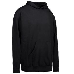 Hættesweatshirt – ID 40610