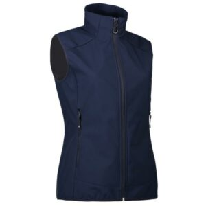 Funktionel dame softshell-vest – ID 825