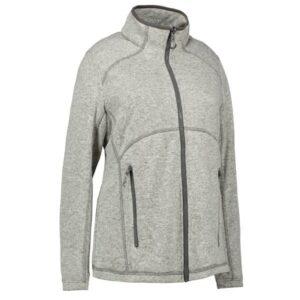 Zip'n'Mix melange dame fleece – ID 848
