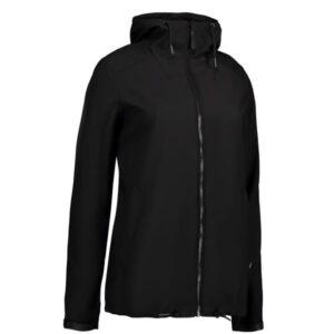 Casual softshell jakke | hætte – ID 861