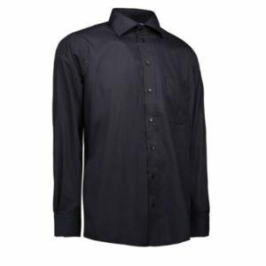 Non Iron-skjorte | langærmet – ID 256