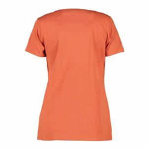 Økologisk O-hals T-shirt I dame – ID 553